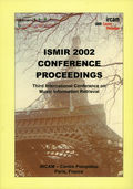 Ismir 2002 Conference Proceedings